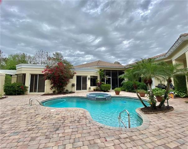 15287 Burnaby Dr, Naples, FL 34110 (#221017433) :: Vincent Napoleon Luxury Real Estate