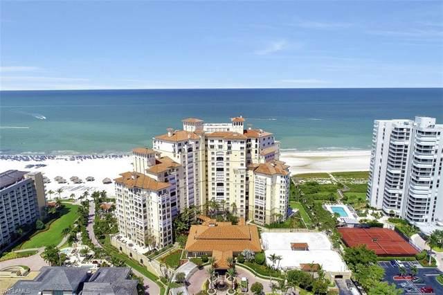 350 S Collier Blvd #906, Marco Island, FL 34145 (MLS #221017461) :: Team Swanbeck