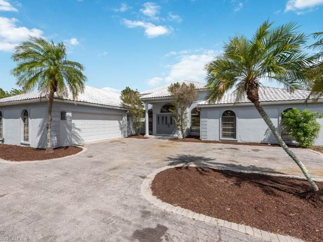 7016 Trail Blvd, Naples, FL 34108 (MLS #221017570) :: NextHome Advisors