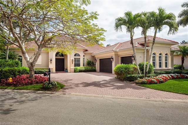5816 Bromelia Ct, Naples, FL 34119 (MLS #221017657) :: The Naples Beach And Homes Team/MVP Realty