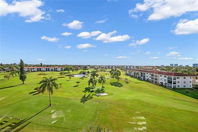 21 High Point Cir E #608, Naples, FL 34103 (MLS #221017774) :: Waterfront Realty Group, INC.