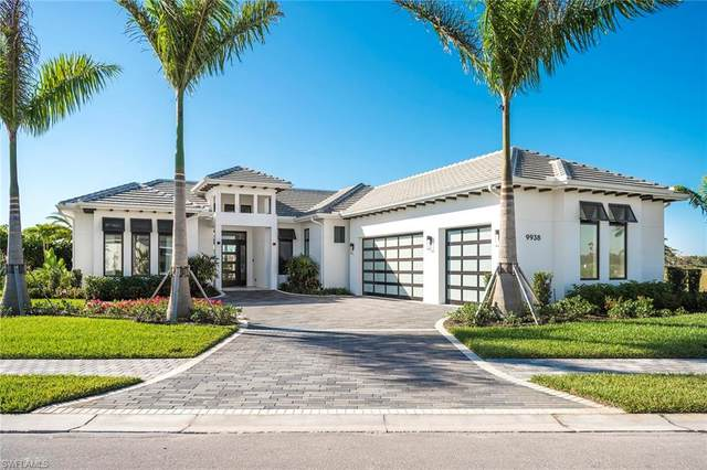 9945 Montiano Dr, Naples, FL 34113 (MLS #221017820) :: Medway Realty