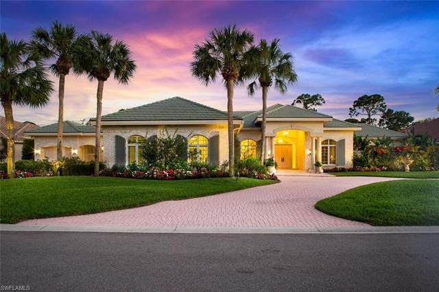 235 Cheshire Way, Naples, FL 34110 (MLS #221018046) :: RE/MAX Realty Group