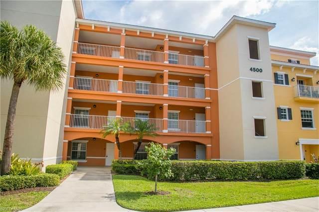 4455 Botanical Place Cir #104, Naples, FL 34112 (MLS #221018451) :: Team Swanbeck