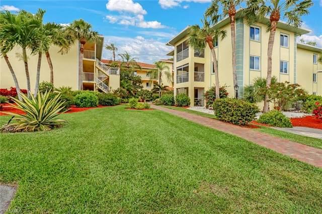 1001 Foxfire Ln #107, Naples, FL 34104 (MLS #221018476) :: RE/MAX Realty Group