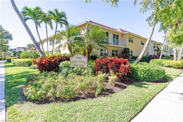580 Broad Ave S #580, Naples, FL 34102 (MLS #221018540) :: Medway Realty
