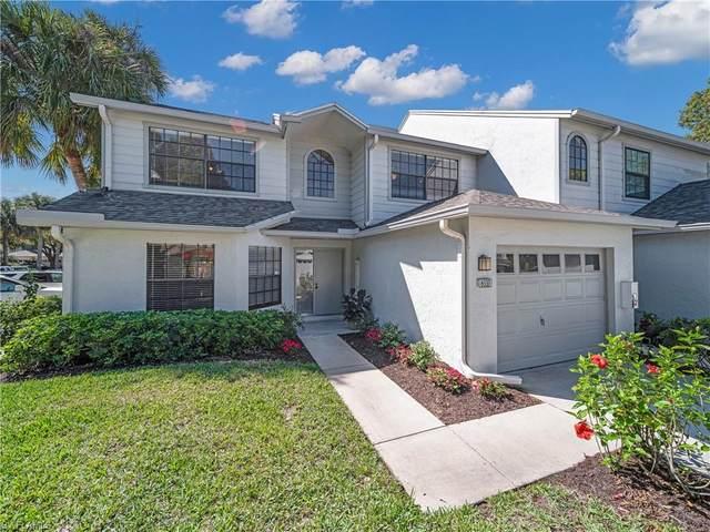 833 Meadowland Dr J, Naples, FL 34108 (MLS #221018560) :: Premiere Plus Realty Co.