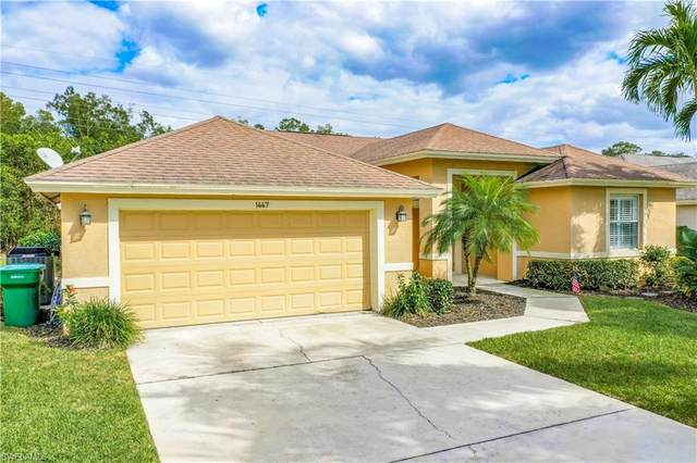 1447 Vintage Ln, Naples, FL 34104 (#221018655) :: The Michelle Thomas Team