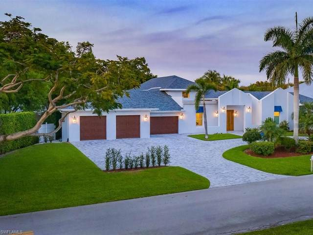 605 5TH Ave N, Naples, FL 34102 (MLS #221019892) :: Domain Realty