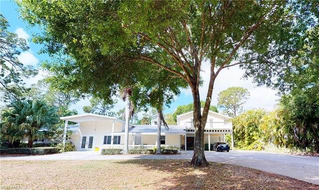 597 Lakeland Ave, Naples, FL 34110 (MLS #221020185) :: NextHome Advisors