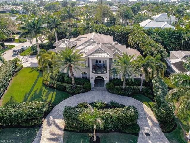 575 Turtle Hatch Rd, Naples, FL 34103 (#221020301) :: Equity Realty