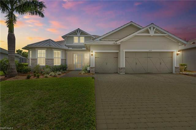 10529 Tidewater Key Blvd, Estero, FL 33928 (MLS #221020372) :: Realty World J. Pavich Real Estate