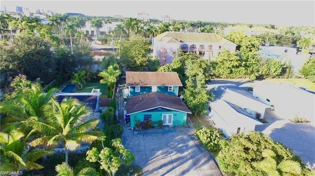 803 Myrtle Ter, Naples, FL 34103 (MLS #221020492) :: Realty World J. Pavich Real Estate