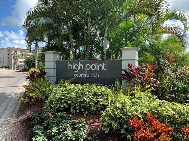 53 High Point Cir W #208, Naples, FL 34103 (MLS #221020620) :: #1 Real Estate Services
