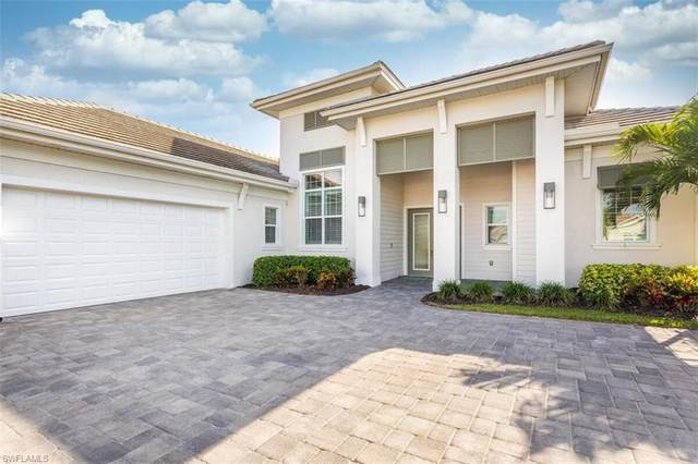 14764 Spinnaker Way, Naples, FL 34114 (MLS #221020753) :: NextHome Advisors