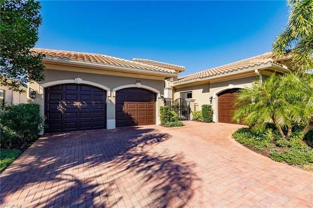 3432 Atlantic Cir, Naples, FL 34119 (#221020755) :: Caine Luxury Team