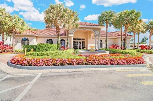 5 High Point Cir W #201, Naples, FL 34103 (MLS #221021162) :: Medway Realty
