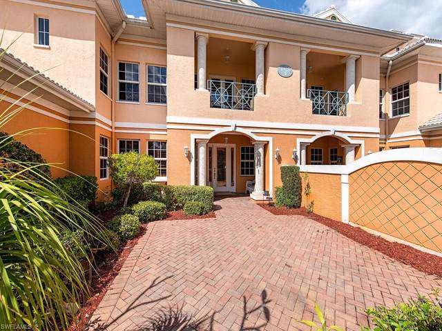 4825 Aston Gardens Way A101, Naples, FL 34109 (MLS #221021242) :: Medway Realty