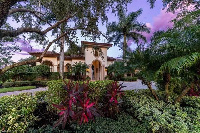 4430 Wayside Dr, Naples, FL 34119 (MLS #221021773) :: Realty World J. Pavich Real Estate