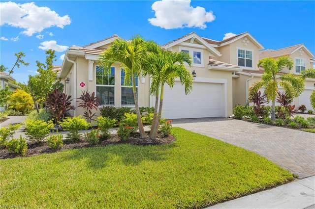 4659 Arboretum Cir #104, Naples, FL 34112 (MLS #221022024) :: BonitaFLProperties