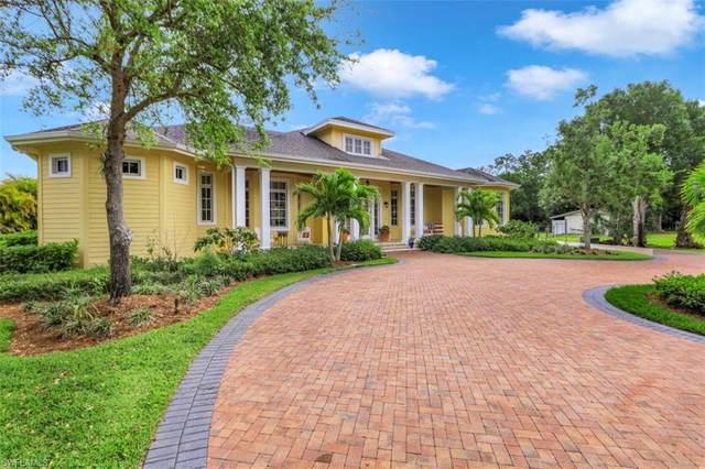 840 Lakeland Ave, Naples, FL 34110 (MLS #221022086) :: Waterfront Realty Group, INC.