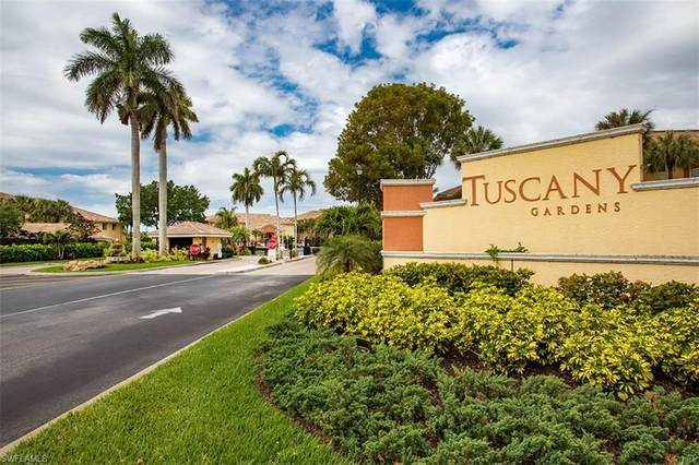 6481 Aragon Way #205, Fort Myers, FL 33966 (MLS #221022097) :: Realty Group Of Southwest Florida