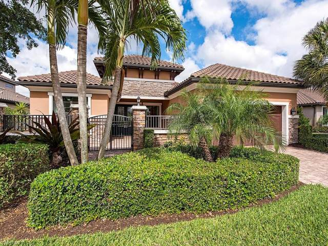 8591 Maggiore Ct, Naples, FL 34114 (MLS #221022140) :: RE/MAX Realty Group