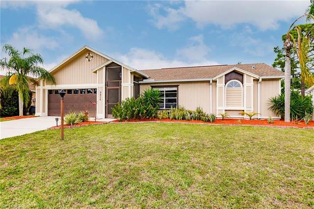 9806 Country Oaks Dr, Fort Myers, FL 33967 (#221022349) :: Jason Schiering, PA
