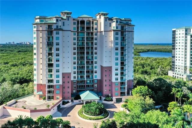 445 Cove Tower Dr #704, Naples, FL 34110 (MLS #221022481) :: NextHome Advisors