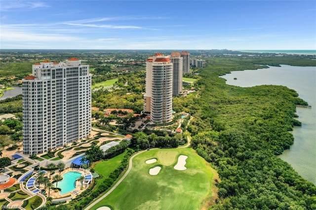 4951 Bonita Bay Blvd #2101, Bonita Springs, FL 34134 (#221022599) :: The Dellatorè Real Estate Group