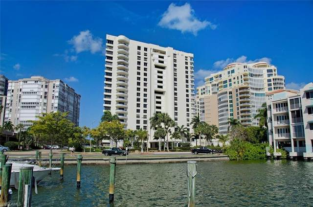 4451 Gulf Shore Blvd N #203, Naples, FL 34103 (#221022647) :: Equity Realty