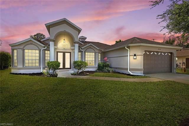 6180 Woodstone Dr, Naples, FL 34112 (MLS #221022661) :: Realty World J. Pavich Real Estate