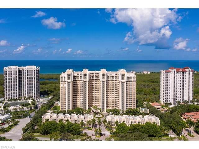 7117 Pelican Bay Blvd #201, Naples, FL 34108 (#221022665) :: Equity Realty