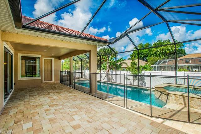 321 Turnbury Way, Naples, FL 34110 (#221022841) :: Jason Schiering, PA