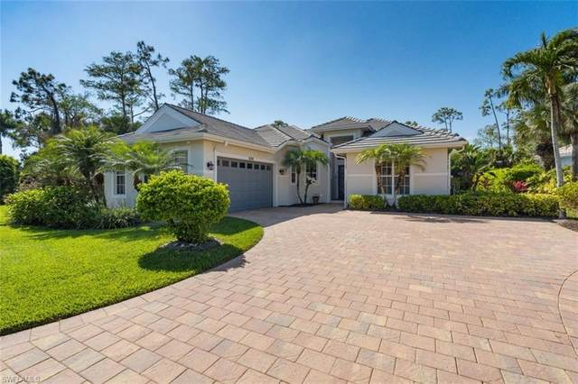 538 Eagle Creek Dr, Naples, FL 34113 (MLS #221022852) :: RE/MAX Realty Group