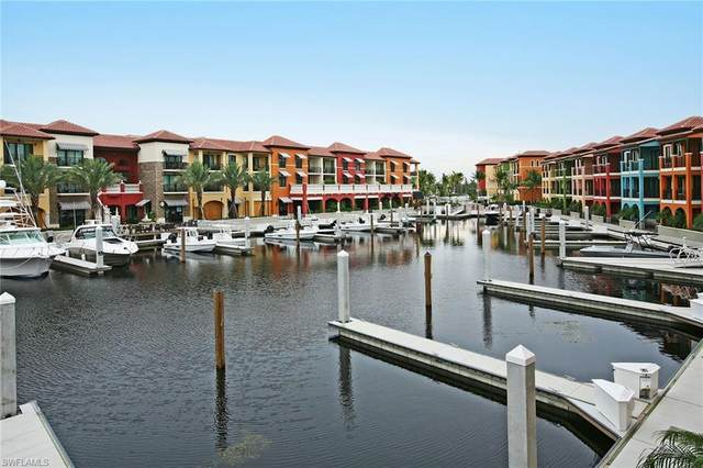 1500 5th Ave S B-18, Naples, FL 34102 (MLS #221022871) :: Medway Realty