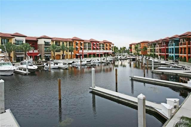 1500 5th Ave S B-18, Naples, FL 34102 (MLS #221022871) :: NextHome Advisors