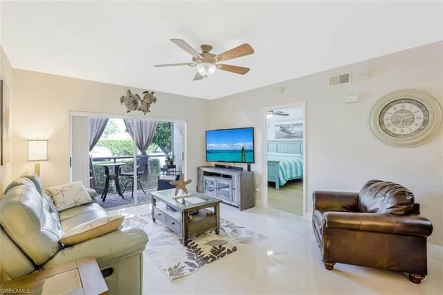 27119 Matheson Ave #101, Bonita Springs, FL 34135 (#221023023) :: The Dellatorè Real Estate Group