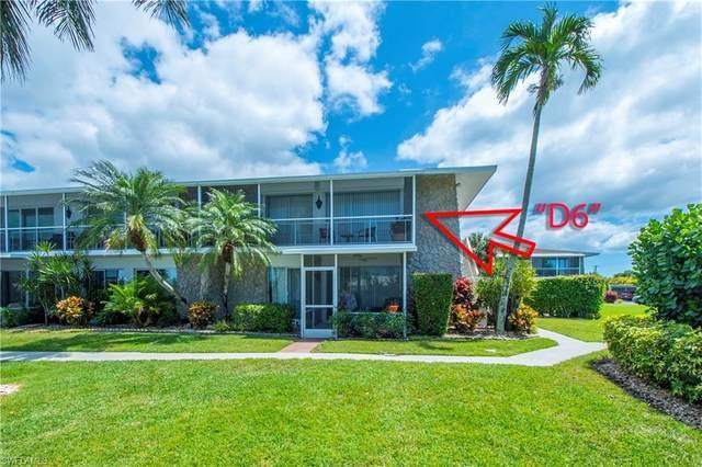 330 Kon Tiki Dr D6, Naples, FL 34113 (MLS #221023223) :: Waterfront Realty Group, INC.