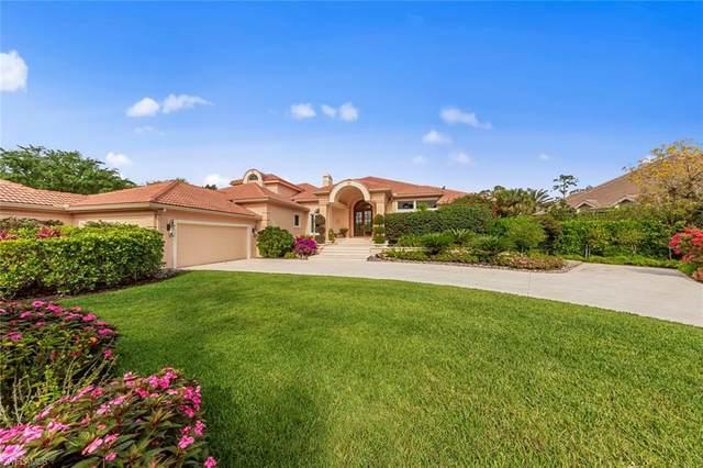 4277 Brynwood Dr, Naples, FL 34119 (MLS #221023238) :: Realty World J. Pavich Real Estate