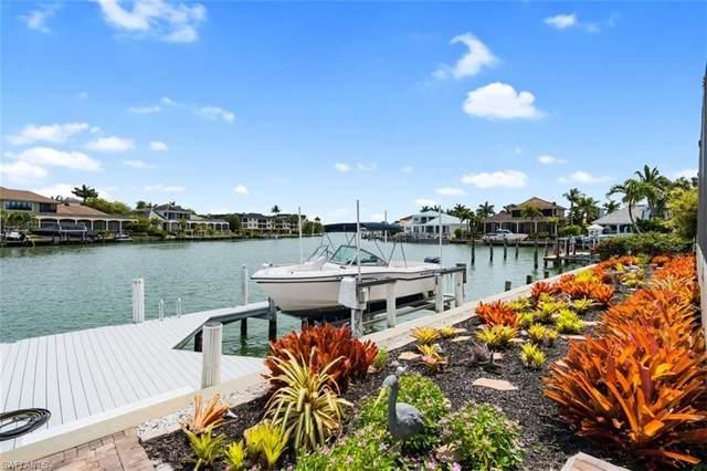 874 Hyacinth Ct, Marco Island, FL 34145 (MLS #221023827) :: Premiere Plus Realty Co.