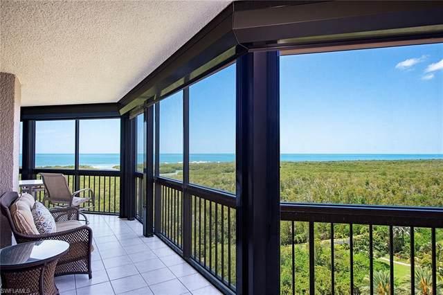 6001 Pelican Bay Blvd #904, Naples, FL 34108 (MLS #221023854) :: Medway Realty