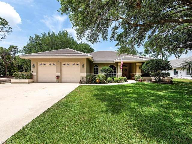 135 Muirfield Cir, Naples, FL 34113 (MLS #221023896) :: RE/MAX Realty Group