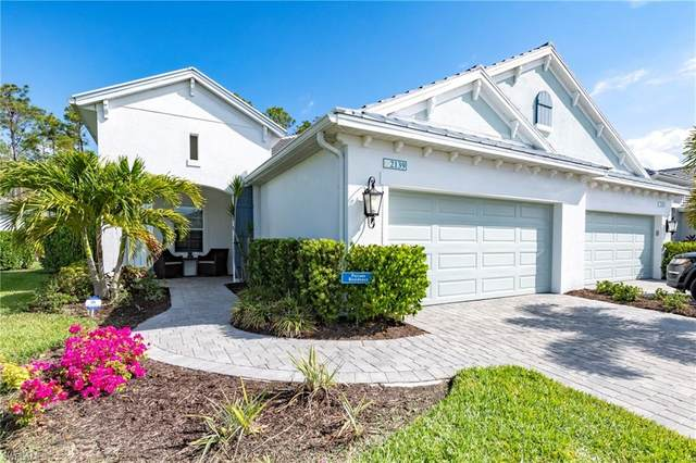 2139 Marquesa Cir, Naples, FL 34112 (MLS #221023938) :: Realty Group Of Southwest Florida