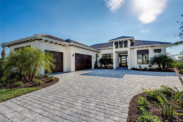 9900 Montiano Dr, Naples, FL 34113 (MLS #221023988) :: #1 Real Estate Services