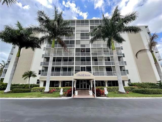 3 Bluebill Ave #512, Naples, FL 34108 (MLS #221024132) :: Medway Realty