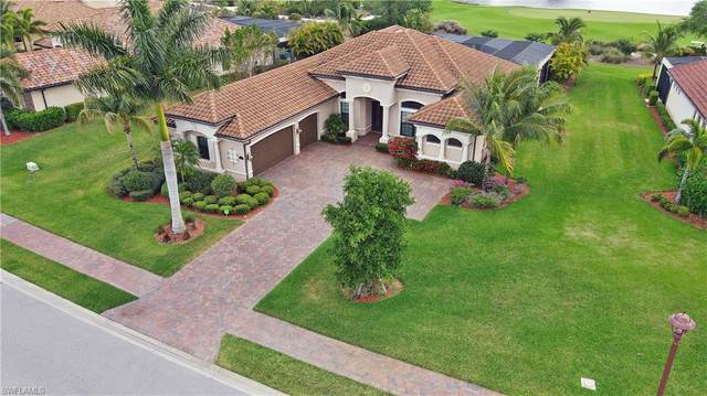 9872 Corso Bello Dr, Naples, FL 34113 (MLS #221024209) :: #1 Real Estate Services