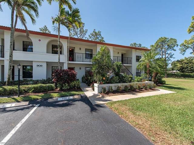 909 Augusta Blvd 909-7, Naples, FL 34113 (MLS #221024234) :: Waterfront Realty Group, INC.