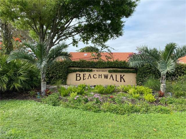 551 Beachwalk Cir #72, Naples, FL 34108 (MLS #221024363) :: Avantgarde