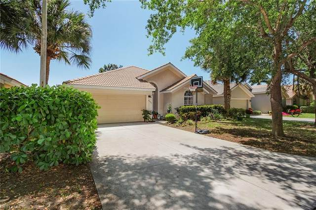 7052 Timberland Cir, Naples, FL 34109 (MLS #221024387) :: RE/MAX Realty Group